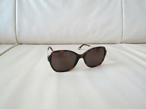 Cartier Trinity Cecile Tortoise Rectangular Women Sunglasses T8201062