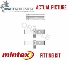 NEW MINTEX FRONT BRAKE PADS ACCESORY KIT SHIMS GENUINE OE QUALITY MBA1694