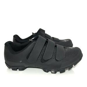 Specialized Body Geometry Sport Mountain Bike Shoes Black Women's Size 8 EU 41