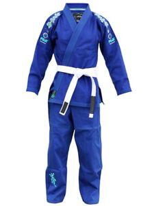 New Fuji Sports Victory Kimono Pants Only MMA Jiu Jitsu Martial Arts Size W1