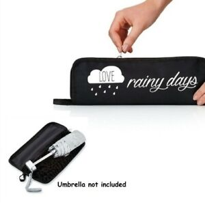 Umbrella Drying Pouch with microfibre lining by Avon NEW