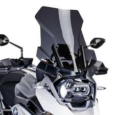 PUIG NAKED NEW GENERATION WINDSHIELD (DARK SMOKE) Fits: BMW R1200GS,R1200GS Adve
