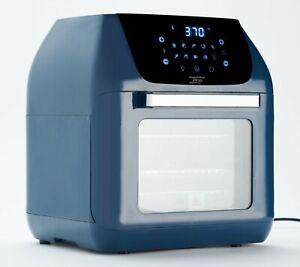 PowerXL 10-in-1 1500W 6-qt Pro XLT Air Fryer Oven w/ Rotisserie Certified Refurb