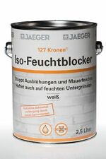 Jaeger Crowns 127 ISO feuchtblocker 2,5l Insulating Paint