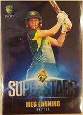 2015 Season Single Cricket Trading Cards