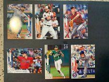 2020 TOPPS SERIES 2 BASEBALL CARD YOU CHOOSE BASE RC'S 352-431 MLB CARDS FS