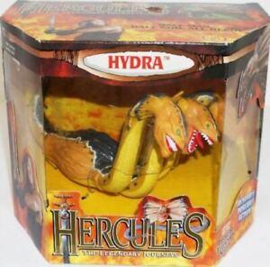 "XENA - HERCULES LEGENDARY JOURNEYS - 3 HEADED HYDRA 6"" MONSTER - NIB"