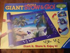 Ravensburger Giant Stow & Go Jigsaw Puzzle Storage Mat 1000-3000 PC...NEW