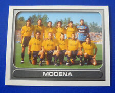 RARA FIGURINA CALCIO MERLIN 2001 N.623 - SQUADRA MODENA - new