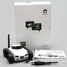 2016 New i-Spy Mini WiFi RC Tank 0.3MP HD Camera Controlled By IOS Systerm IFA
