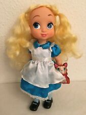 Disney Animator's  Alice in Wonderland Doll  16""