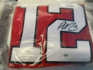 Alex DeBrincat Blackhawks Signed Reebok Autographed Jersey - Fanatics Authentic