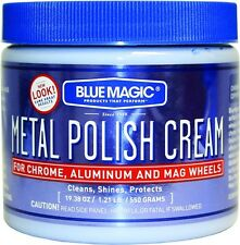 BLUE MAGIC 500-6 Metal Polish Cream Tub 19.38 oz