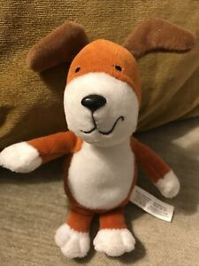 Kipper The Dog - 6 Inch Soft Toy - Official Plush (Mick Inkpen 2004)