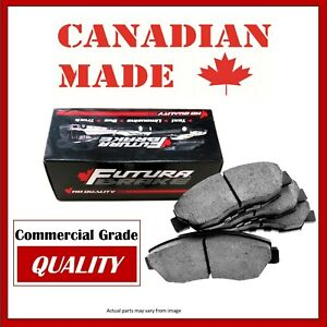 High Quality Front Brake Pad for Toyota Camry, Corolla, Rav4 Made in Canada D562