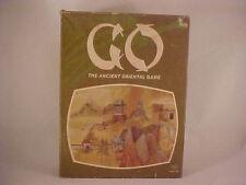 Vintage Reiss Go & Go-Moku Ancient Oriental War Board Game Strategy Skill 100%
