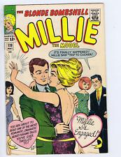 Millie the Model #128 Marvel Pub 1965