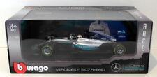 Artículos de automodelismo y aeromodelismo de metal blanco Mercedes