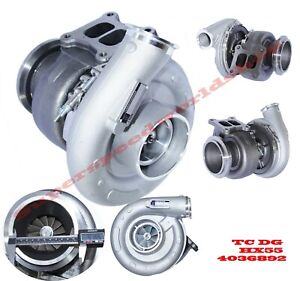 HX55 4036892 Turbo charger for 04-11 Freightliner Cummins ISX 1 Signature 450