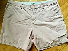 e67b6984e5f New ListingOld Navy Men's Size 46 Slim Fit Twill Chino Shorts Light Pink  Blush Inseam 8