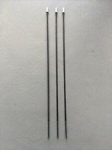 SHIMANO C60 9100 REAR RIGHT WHEEL SPOKES X 3 280 MM EXC spoke zipp rim hub