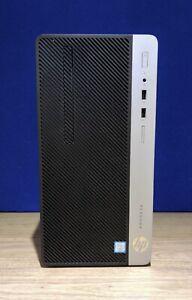 HP ProDesk 400 G4 MT Intel Core i7 7700 7th Gen@3.60 Ghz 16GB 128GB SSD 1TB HDD