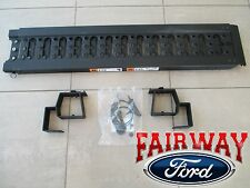 15 thru 20 Ford F-150 OEM Genuine Ford Aluminum Stowable Bed Single Ramp Kit NEW