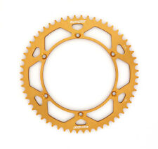 NEW Supersprox Rear Sprocket Maico 250 400 440 490 (75-81) Gold - 56 Tooth