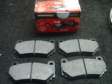 ROVER MG-F MG-TF 135 160 TROPHY BRAKE PADS MINTEX BRAKE PADS