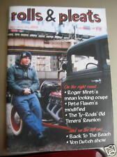 Rat Rod Magazine Rolls & Pleats # 11