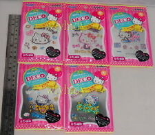 Sanrio Hello Kitty Bling Bling Decoration Sticker - Re-ment      ==