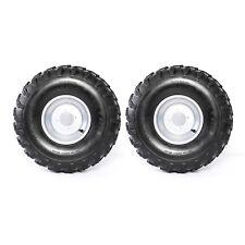 19x7-8 ATV UTV Wheel 4 PLY Knobby Tubeless Tire + 8' Rim 19x7x8  Left & Right