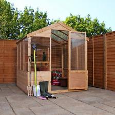 Mercia 4x6 Budget Greenhouse