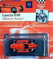 LANCIA D50 ALBERTO ASCARI #4 1:43 Scale F1 Racing Car Model Formula One
