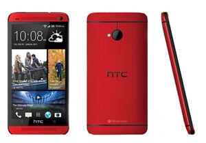 HTCOne M7 | PNO7200 | 32GB | Red | Sprint