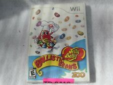 Jelly Belly Ballistic Beans for Wii, New Sealed