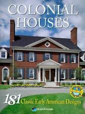 Colonial Houses (Home Plans)-ExLibrary