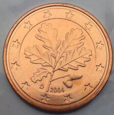 Allemagne 5 centimes Euro 2004 D Neuve
