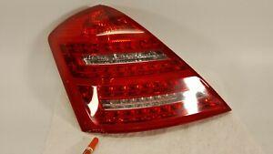 2010-2013 MERCEDES S550 S63 TAIL LIGHT DRIVER LED LAMP 10-13 OEM CRACKED EDGE!