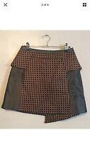 CUE Polka Dot Skirt - Size 8 - $235.00
