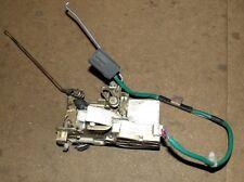 Door latch mechanism, l/h & solenoid, Mazda MX-5 mk2, left hand lock catch, MX5