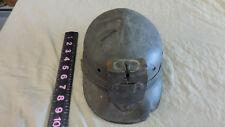 Vintage 1938 Pat T.R. Jones COAL KING CAP ~ Miner's Mining Hat