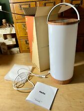 Rechargeable portable table touch led lamp boxed with cable and instructions