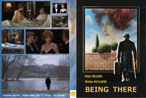 BEING THERE (1979) Peter Sellers Shirley MacLaine