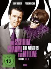 Mit Schirm, Charme und Melone: Edition 3 / Teil 2 - 6 DVDs (3.2)