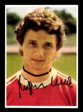Edmund Kaczor Autogrammkarte Bayern München Spieler 70er Jahre Original Signiert