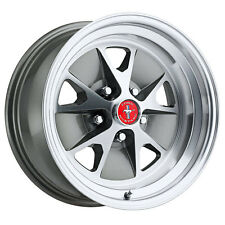 Legendary Wheel Co. LW20-50754B Mustang Styled Alloy Wheel 15x7 65-73