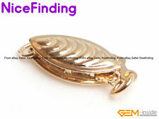 14K Gold Filled Fish Necklace Clasp Connector Repair Finding For Jewelry Making