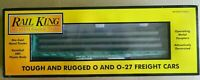 MTH Rail King NY Central Flatcar w/Bulkheads & Pipe Load New Ships FREE in US