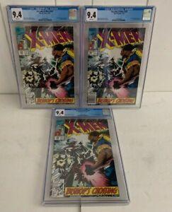 X-Men #283 CGC Graded 1st Bishop!